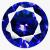 Cubic Zirconia Blue Sapphire Gems