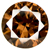 Cubic Zirconia Brown Gems