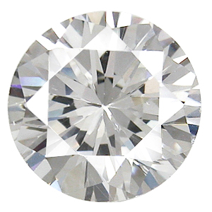 Cubic Zirconia White Gems