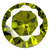 Cubic Zirconia Olive Peridot Gems