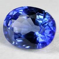 34# Blue Oval Shape Synthetic Corundum Gems Lab Created Sapphire 9x11mm 5pcs