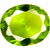 Glass Green Peridot Gems