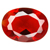 Glass Red Ruby Gems