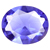 Glass Tanzanite Gems