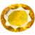 Glass Yellow Sapphire Gems