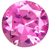 Synthetic Pink Gems