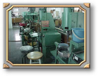 synthetic gem cutting factory